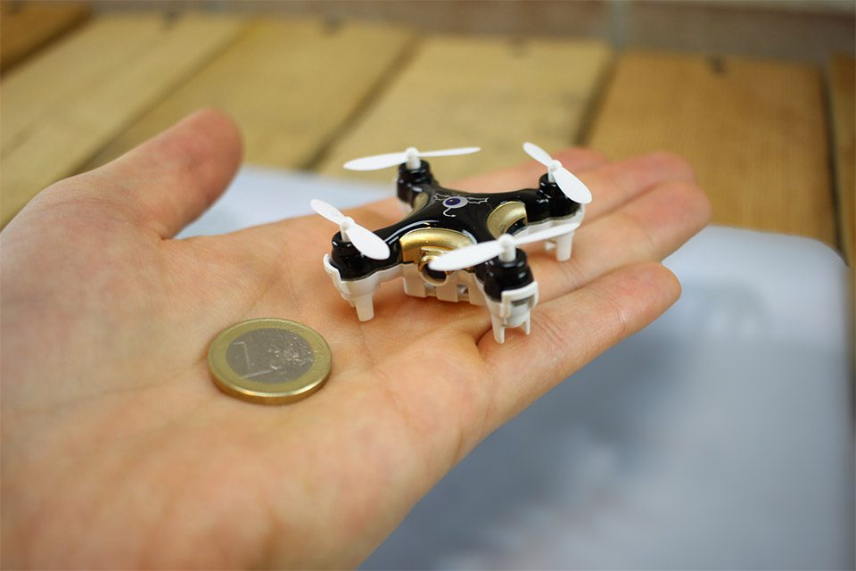 Does Size really matter – Commercial or Consumer Drone?